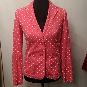 NWOT Fun polka dot blazer from Talbot's.